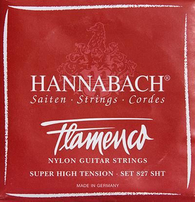 Hannabach 827 SHT Flamenco Guitar Strings