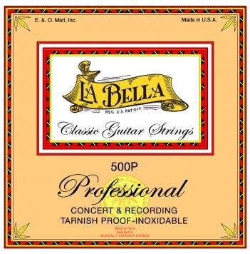 La Bella 500P Professional - Classical Guitar Strings
