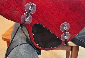 A-Frame Multi Instrument Guitar Support image 1