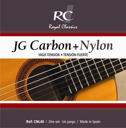 Royal Classics CNL40 - JG Carbon Nylon