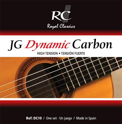 Royal Classics DC10- JG Dynamic Carbon