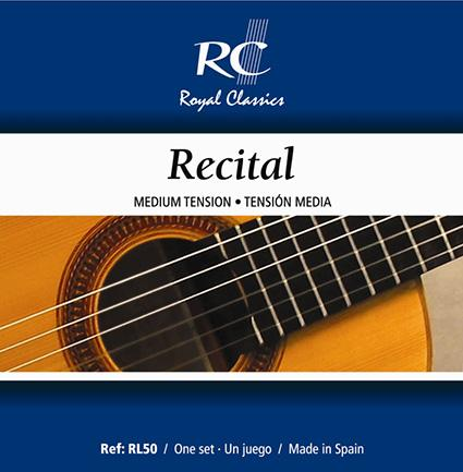 Royal Classics RL50- Recital
