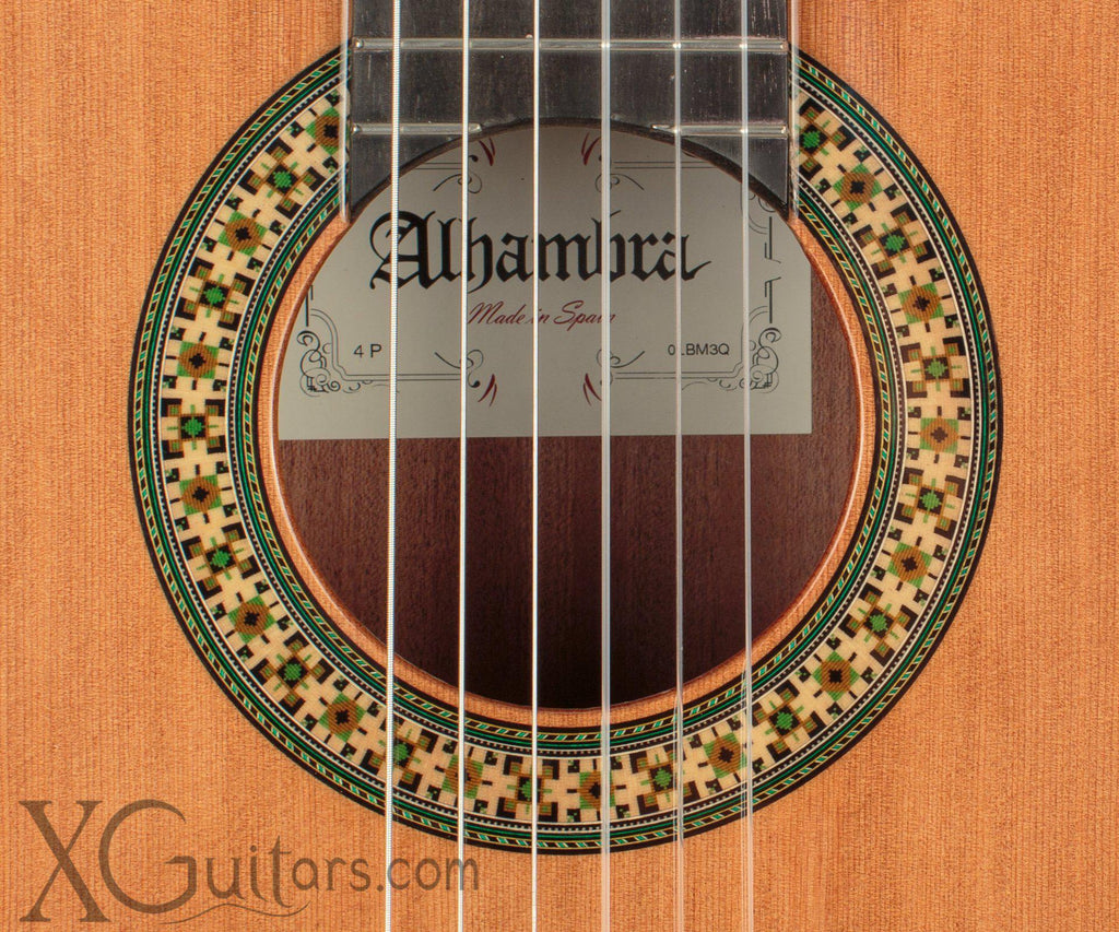 Alhambra 4p Cadete 3/4 Size Classical Guitar