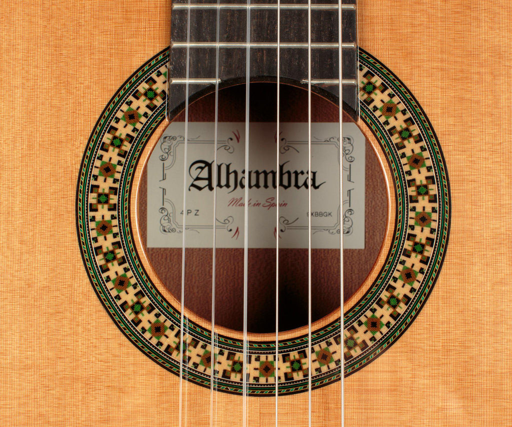 Alhambra 4P Left-Handed Classical Guitar