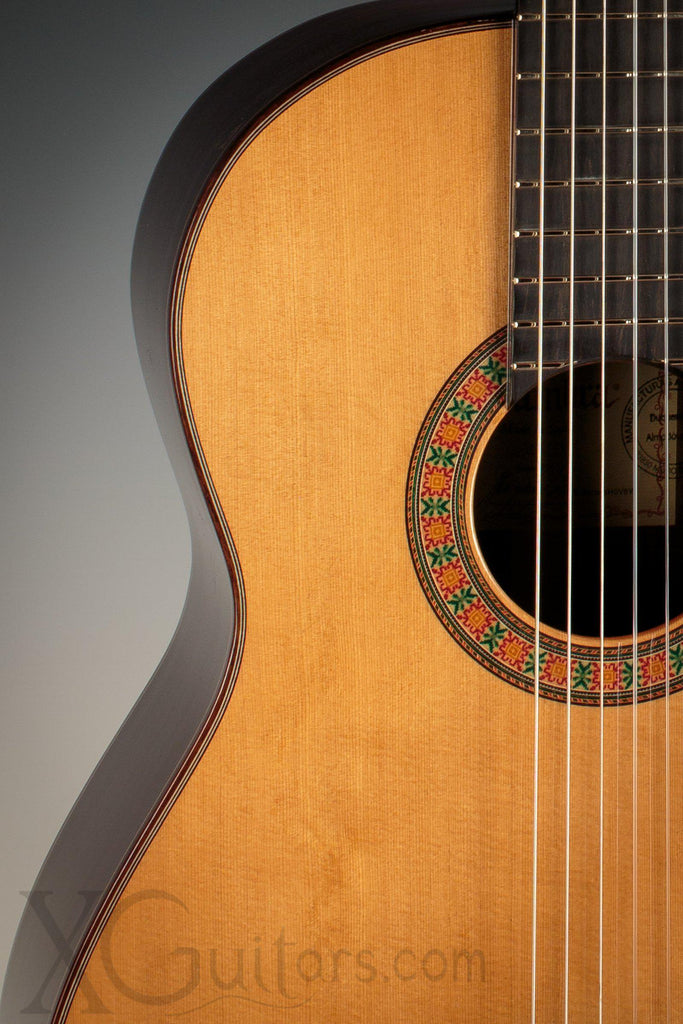 Alhambra 9p Senorita 636mm Scale Classical Guitar