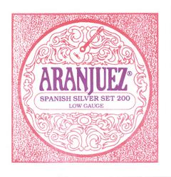 Aranjuez Set 200 - Classical Guitar Strings image 1