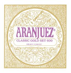 Aranjuez Set 600 - Classical Guitar Strings image 1