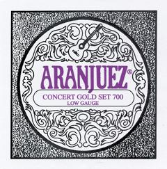 Aranjuez Set 700 - Classical Guitar Strings