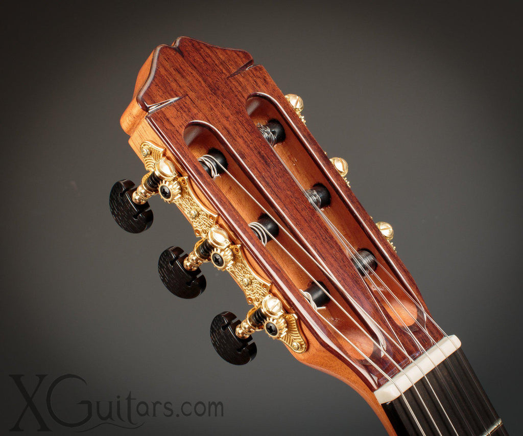 Cordoba 45MR classical guitar headstock