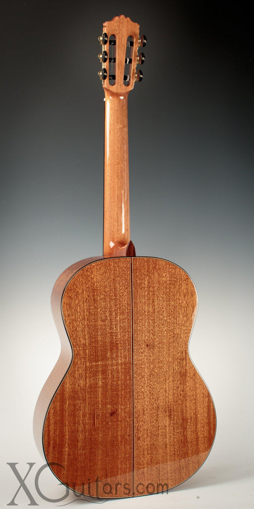 Cordoba C9 Cedar classical guitar back