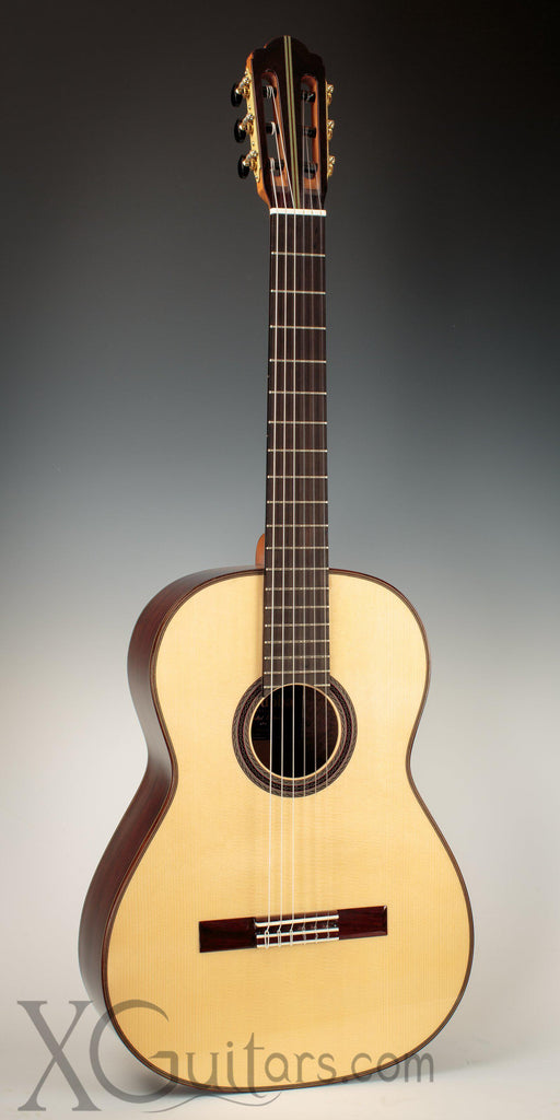 Cordoba Hauser Limited classical guitar front