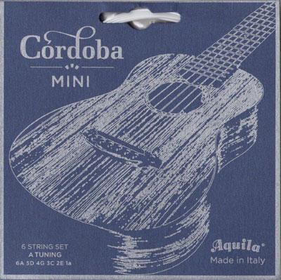 Cordoba Mini Strings - A Tuning