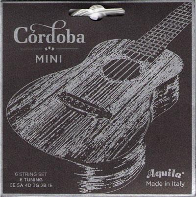 Cordoba Mini Strings - E Tuning