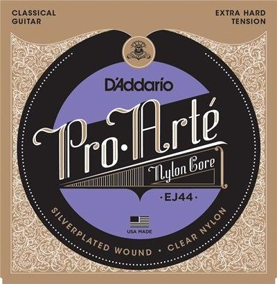 D'Addario<br> EJ44 Pro Arte<br> Extra Hard Tension<br> Classical Guitar Strings