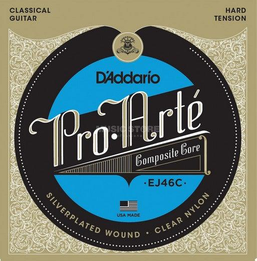 D'Addario<br> EJ46C Pro Arte Composite<br> Hard Tension<br> Classical Guitar Strings