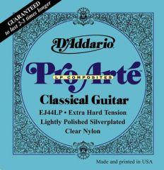 D'Addario EJ44LP Pro Arte Polished Composites Extra Hard Tension Classical Guitar Strings image 1
