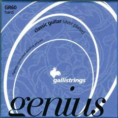 Galli Genius GR60 Nylon - Hard Tension Classical Guitar Strings