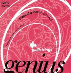 Galli Genius GR65 Nylon - Normal Tension Classical Guitar Strings image 1