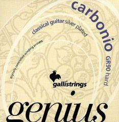 Galli Genius GR90 Carbonio - Hard Tension Classical Guitar Strings