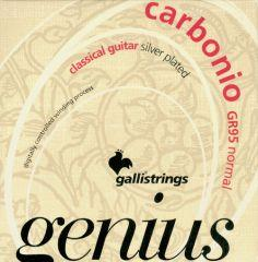 Galli Genius GR95 Carbonio - Normal Tension Classical Guitar Strings
