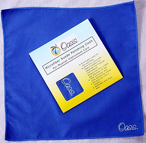 Oasis Microfiber Polishing Cloth image 1