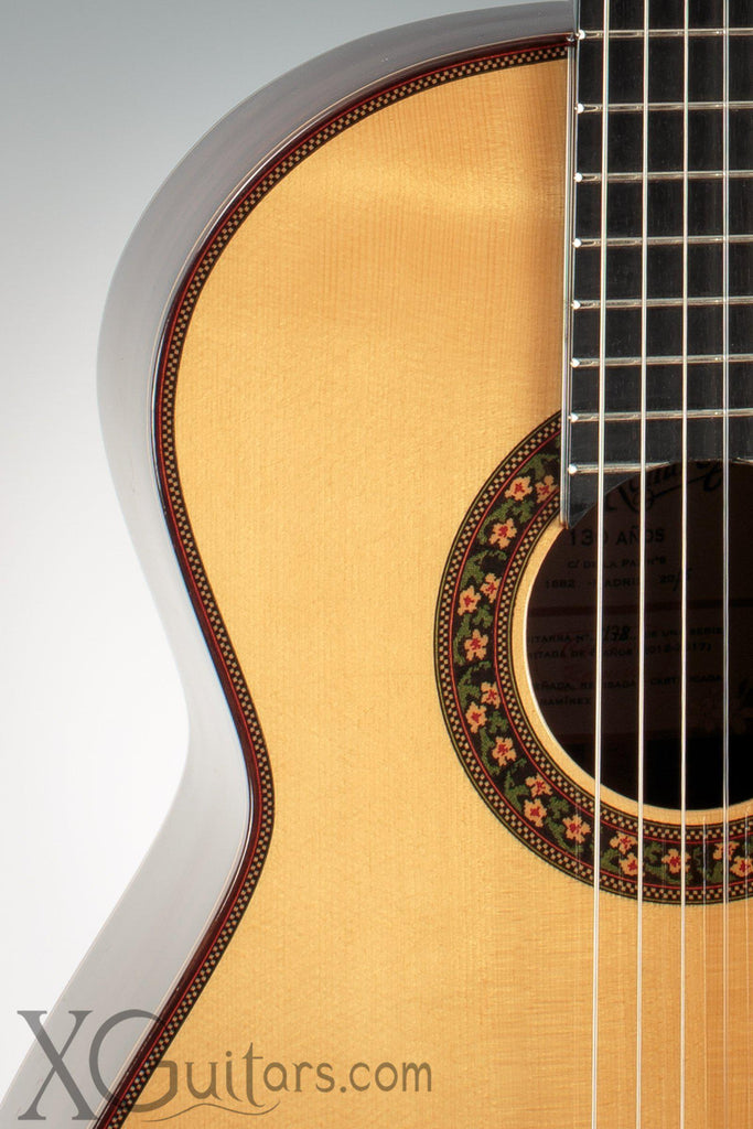 Ramirez 130 Anos Spruce Classical Guitar - Discontinued