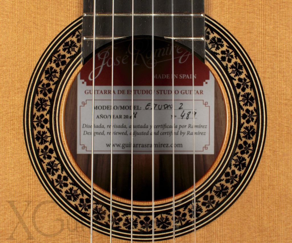 Ramirez Studio 2 Classical Guitar