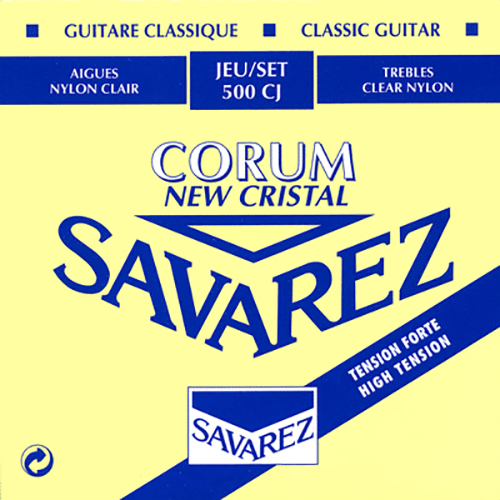 Savarez Corum New Cristal set 500CJ
