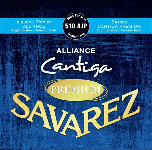 Savarez 510AJP - Alliance Cantiga Premium - Classical Guitar Strings