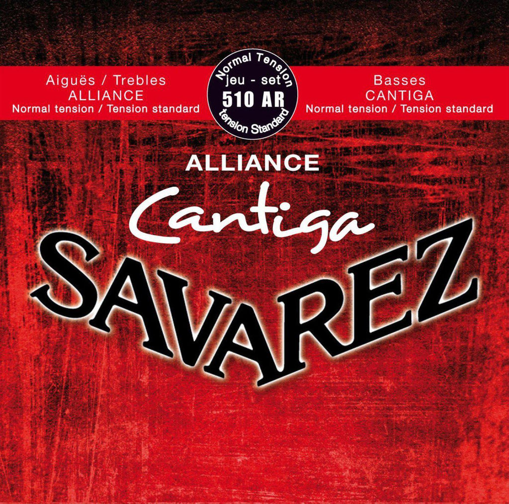 Savarez 510AR - Alliance Cantiga Classical Guitar Strings