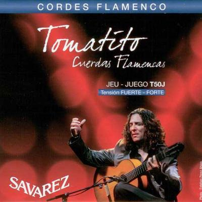 Savarez Tomatito T50J High Tension Flamenco Guitar Strings