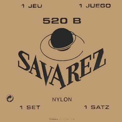 Savarez Traditional - Set 520B - Classical Guitar Strings