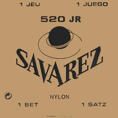 Savarez Traditional - Set 520JR - Classical Guitar Strings