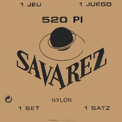 Savarez Traditional - Set 520P1 - Classical Guitar Strings