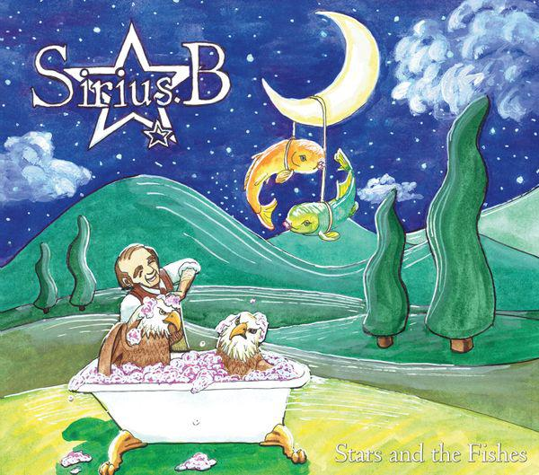 Sirius.B: Stars and the Fishes - Physical CD