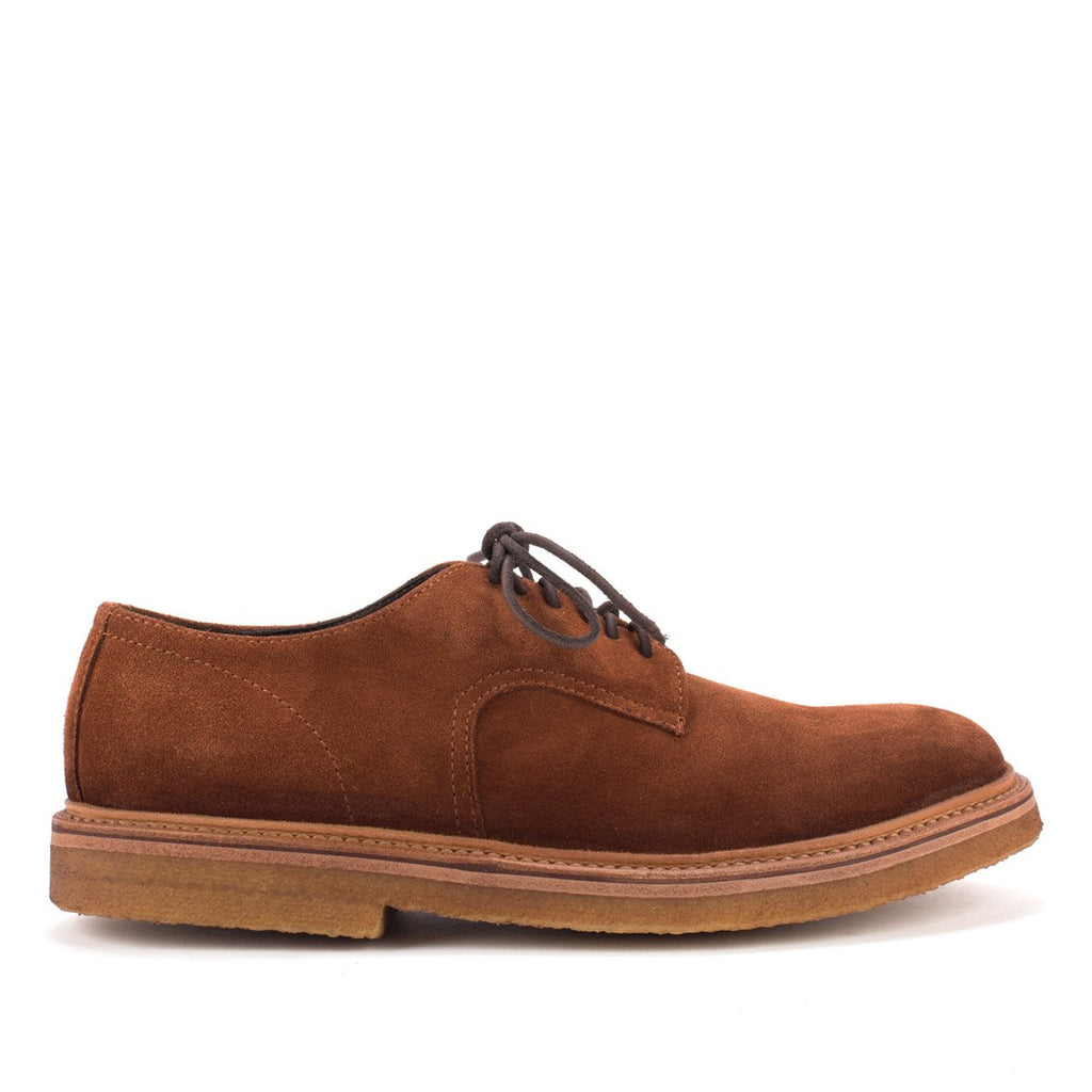 PHILL SUEDE – Brown