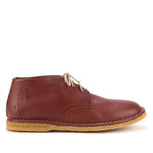 HAND 05 CREPE – Burnt Brown
