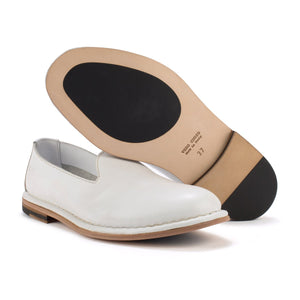 HAND 09 SLIPPERS – White