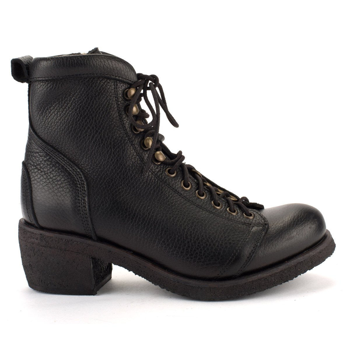 TEXAS00 ANKLE BOOTS – Black