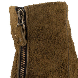 TEXAS 03 ROUGH SUEDE BOOTS – Moss