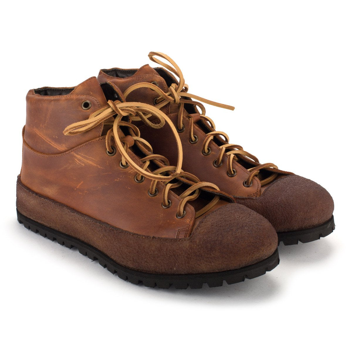 CR24 M WATER PROOF BOOTS – Tan