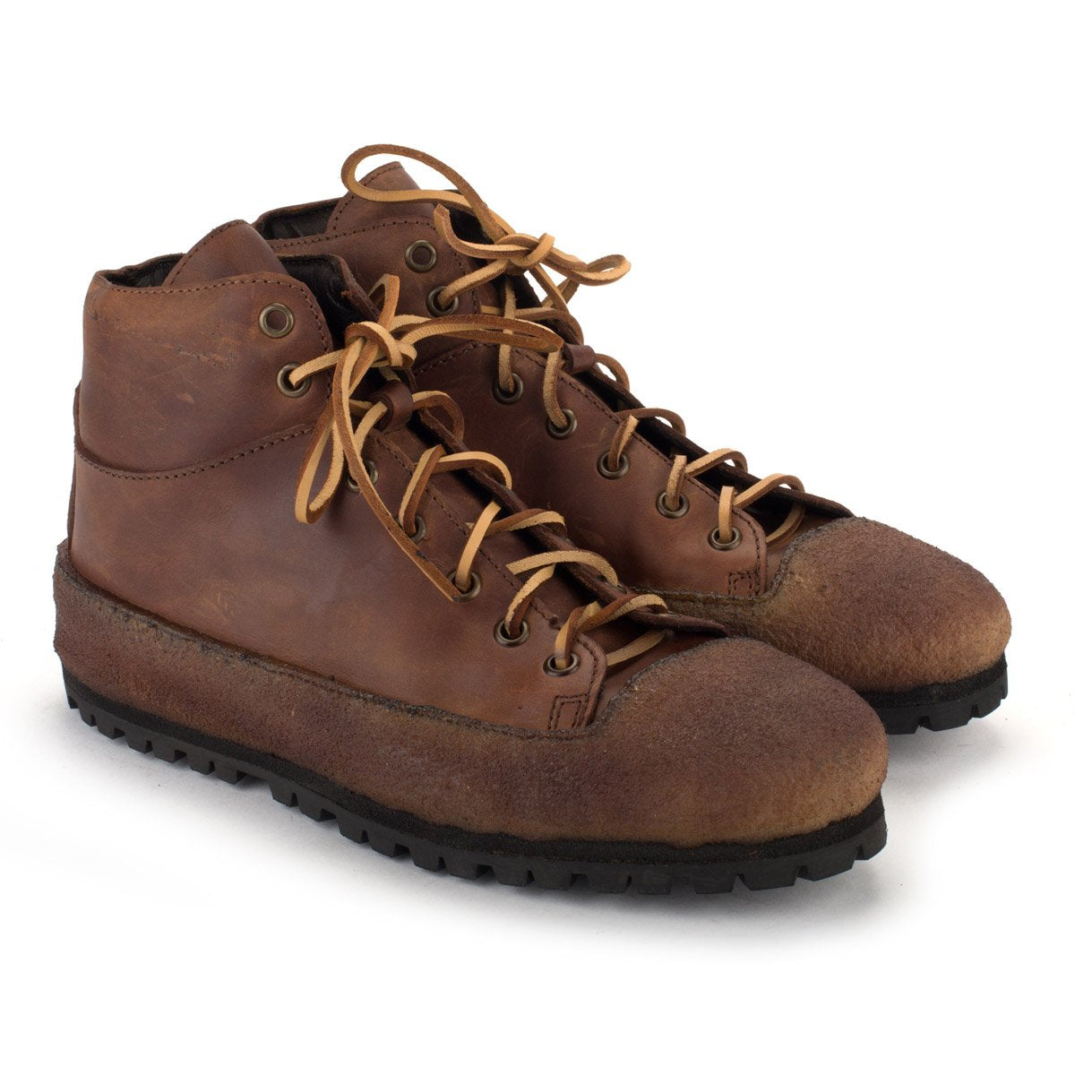 CR24 WATER PROOF BOOTS – Rust