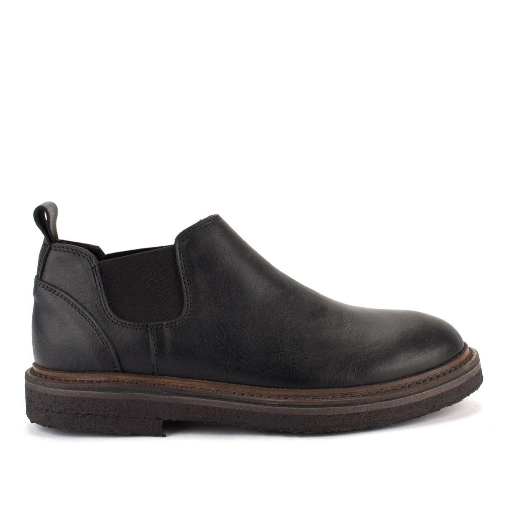 COLLEGE22 CHELSEA BOOTS – Black