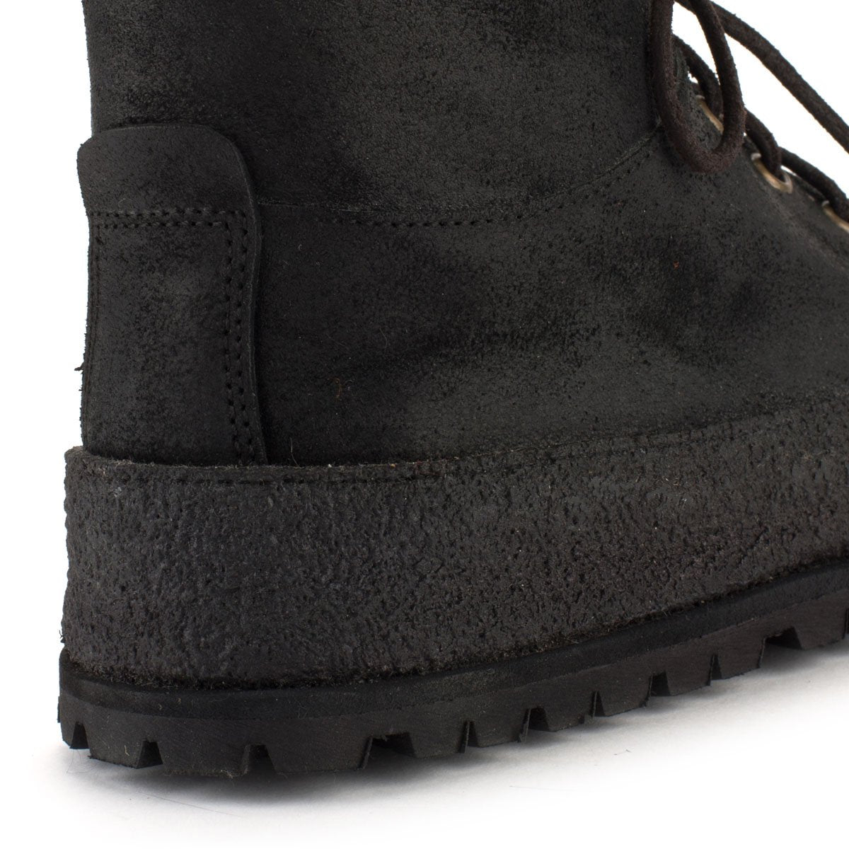 CR24 WATER PROOF SUEDE BOOTS – Black