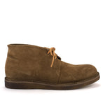 MR JOHN SUEDE DESERT BOOTS – Green