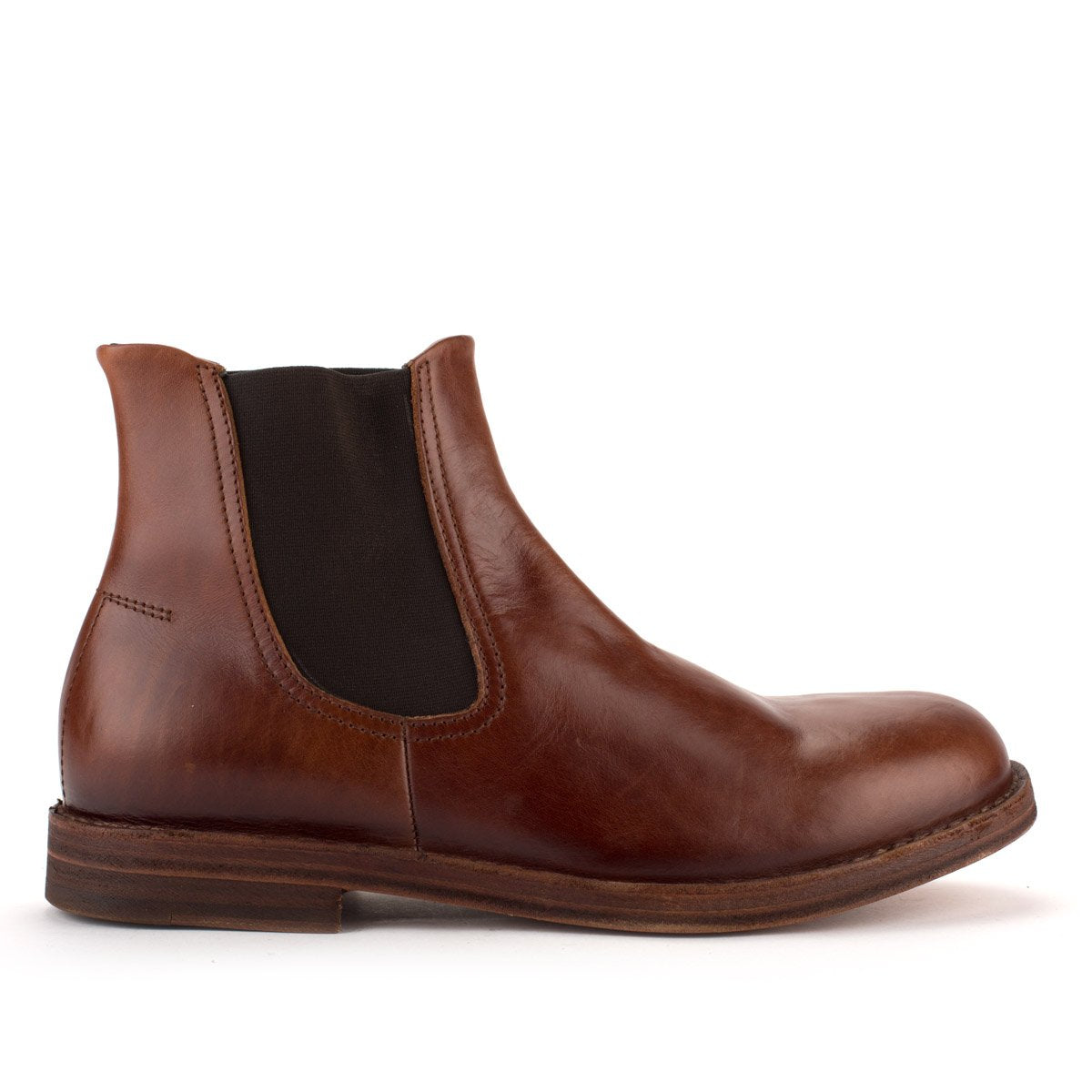 MR PARKER CHELSEA BOOTS – Tobacco