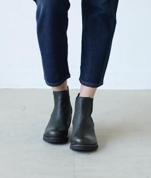 TEXAS02 CHELSEA BOOTS– Military