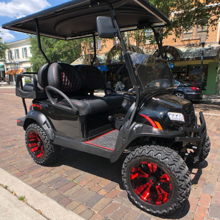 Your Guide to Off Road Golf Cart Modification