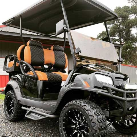 Thinking About A Golf Cart Lift Kit? Here are 6 of the Most Important Pros and Cons to Consider