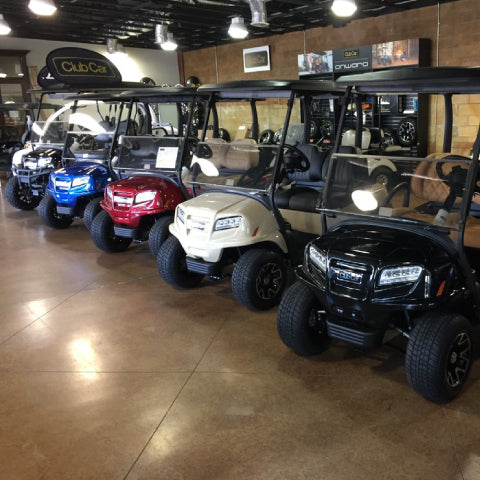 Your Top 10 Golf Cart Questions Answered!
